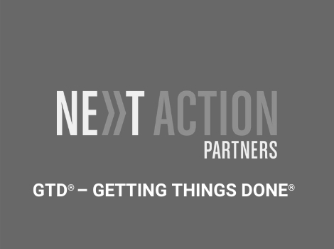 Logo für Belizu Partner: Next Action Partners , der offizielle Lizenzpartner für Getting Things Done in Deutschland